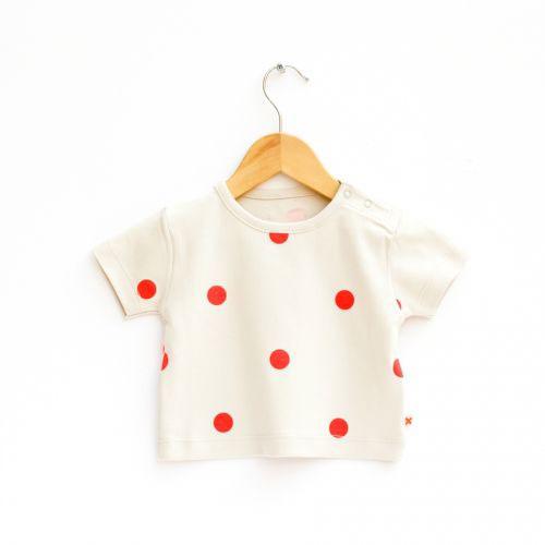 Tiny Cottons Big Dots Tee