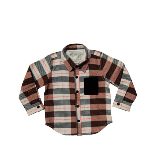 Mini Button-Up by Ace & Jig