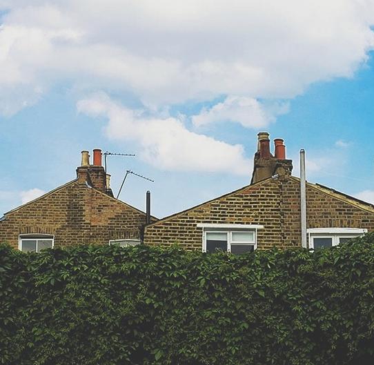 London Rooftops | Second Floor Flat