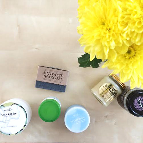 Shopping List: Natural Beauty Products | Second Floor Flat