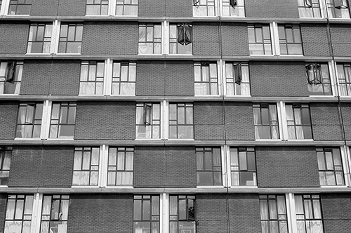 London In Black And White by D Watterson III | Second Floor Flat
