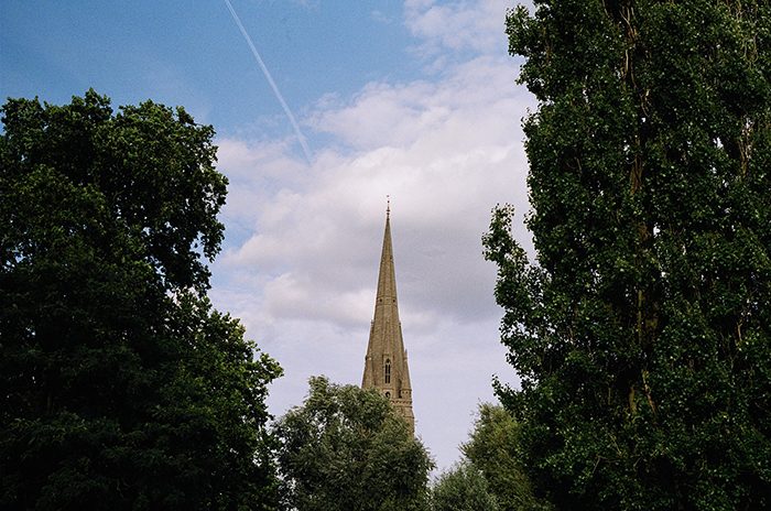 London church steeple | Second Floor Flat
