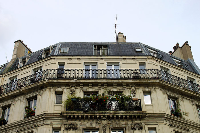 Weekend Getaway: Paris, France | Second Floor Flat
