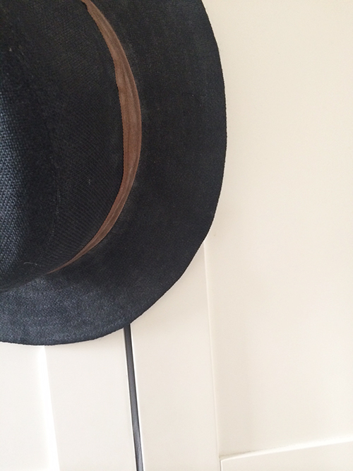 wide brim hat | Second Floor Flat