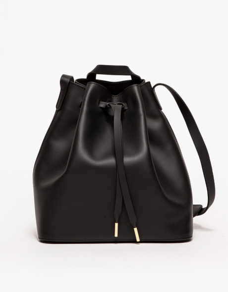 Bucket Bag In Black by PB 0110 | Second Floor Flat