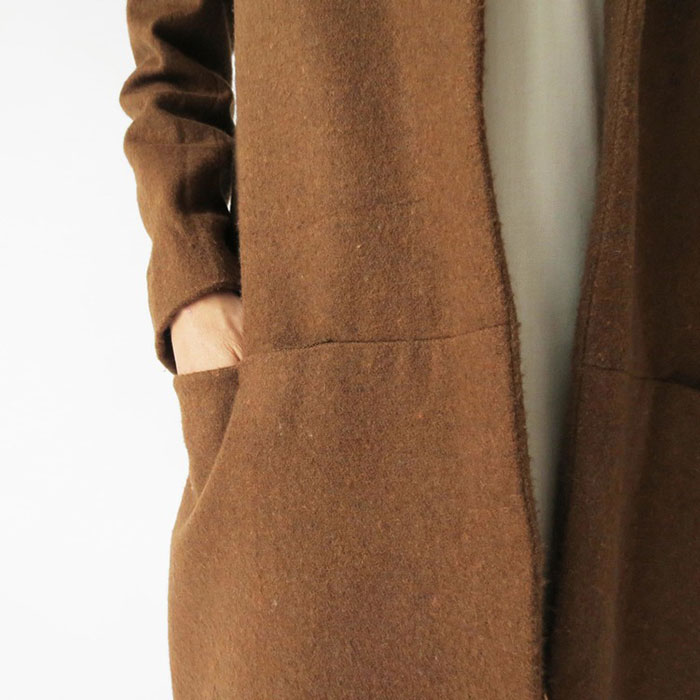 dale coat by hackwith design house