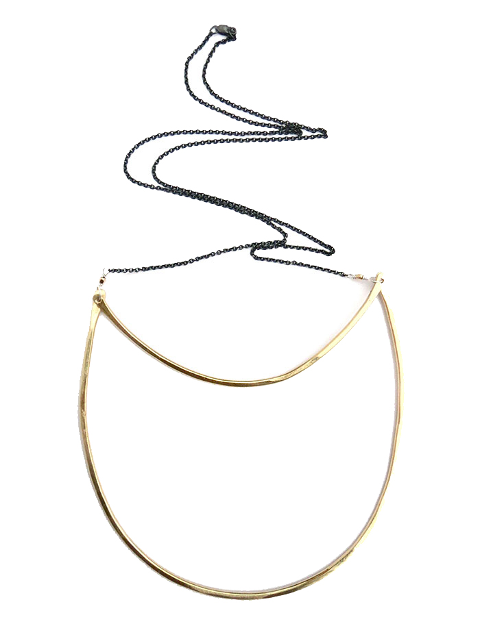 Big Basin Necklace by Monica Squitieri California Jewelry