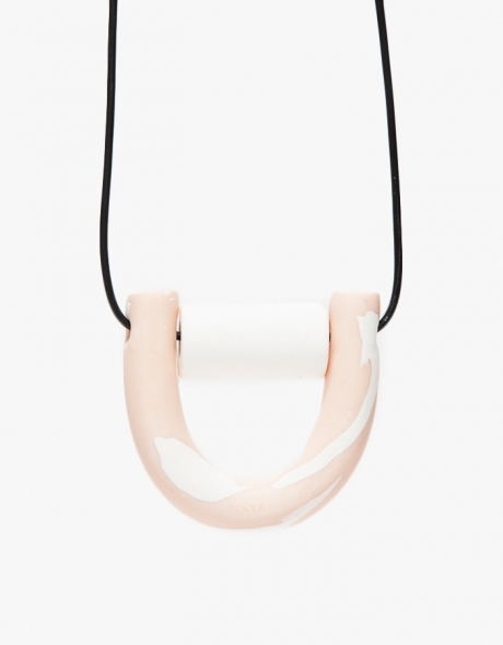 Noodle Thin Necklace by Objects Without Meaning