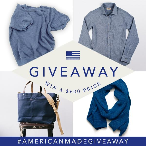 American-made Giveaway