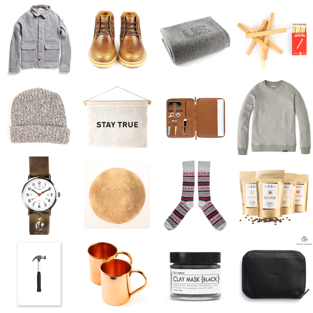 Shopping List: Valentine's Day Gifts for Dudes | Second Floor Flat