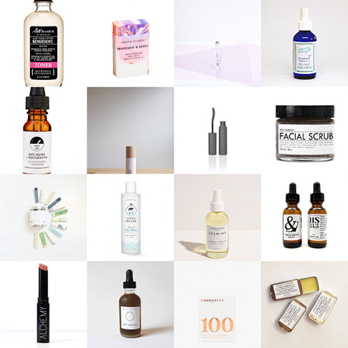 Shopping List: 16 Indie Beauty + Skincare Lines | Second Floor Flat