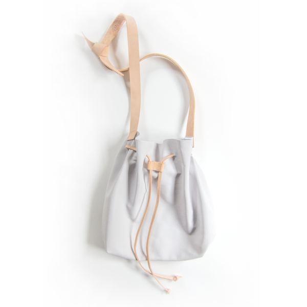 Goatskin Bucket Bag by Evens