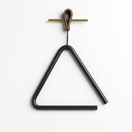 Triangle Dinner Bell by Unison Home