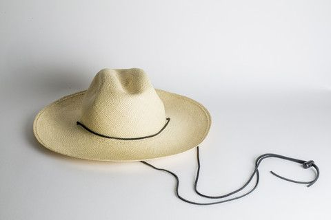 Panama Straw Hat by Brookes Boswell