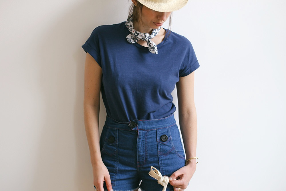 California Tailor's Tomboy Tees | Second Floor Flat