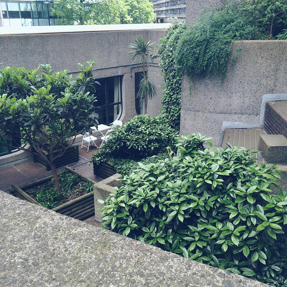 Barbican Centre, London | Second Floor Flat