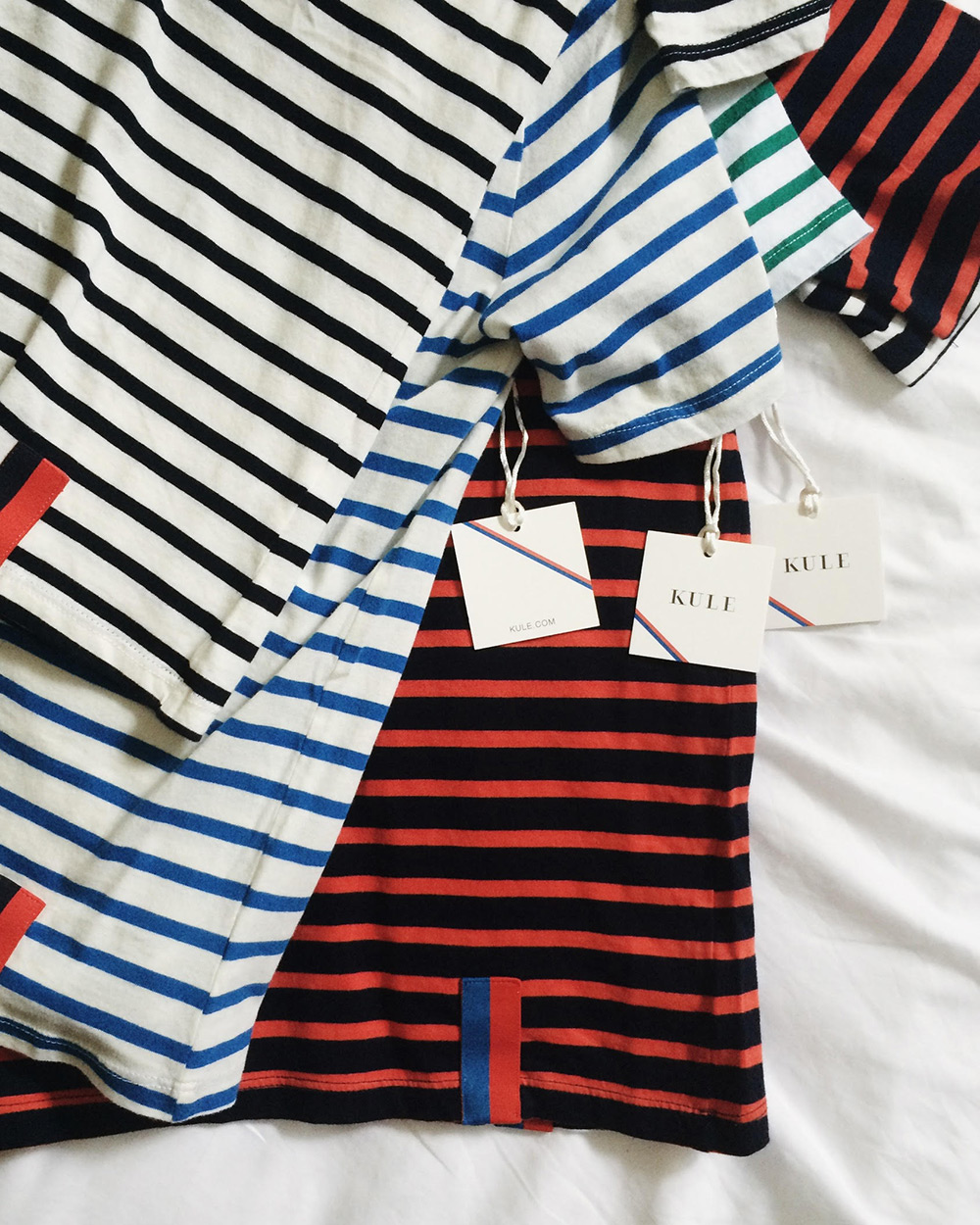 KULE Striped Shirts | Second Floor Flat