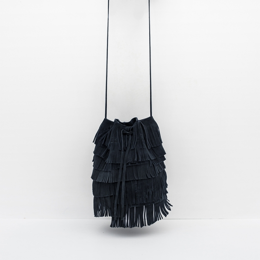 Mum & Co Fringe Bag