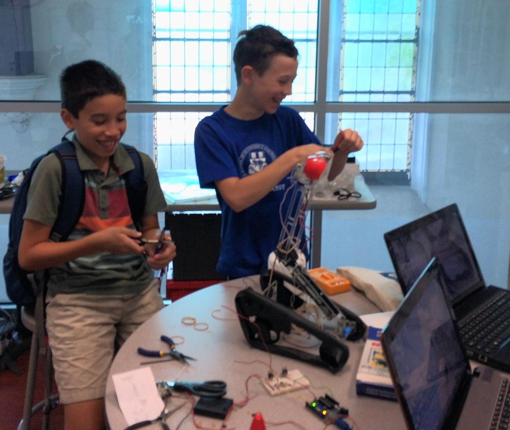 Summer Robotic Arm and 3D Printing 148.JPG