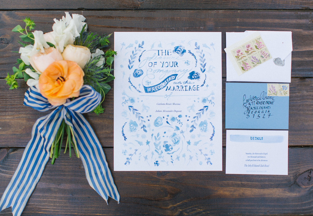 Jennifer Blair Photography Kathryn Duckett paper goods