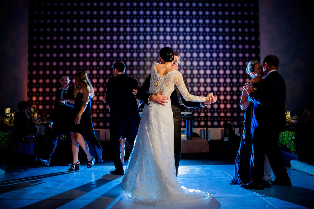 DeYoung Museum Wedding
