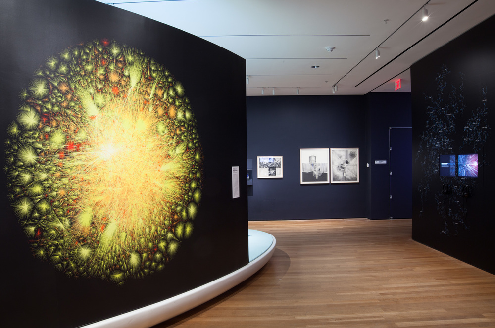 Installation view of the exhibition  Applied Design  at The Museum of Modern Art, 2013. Photo by Jason Mandella
