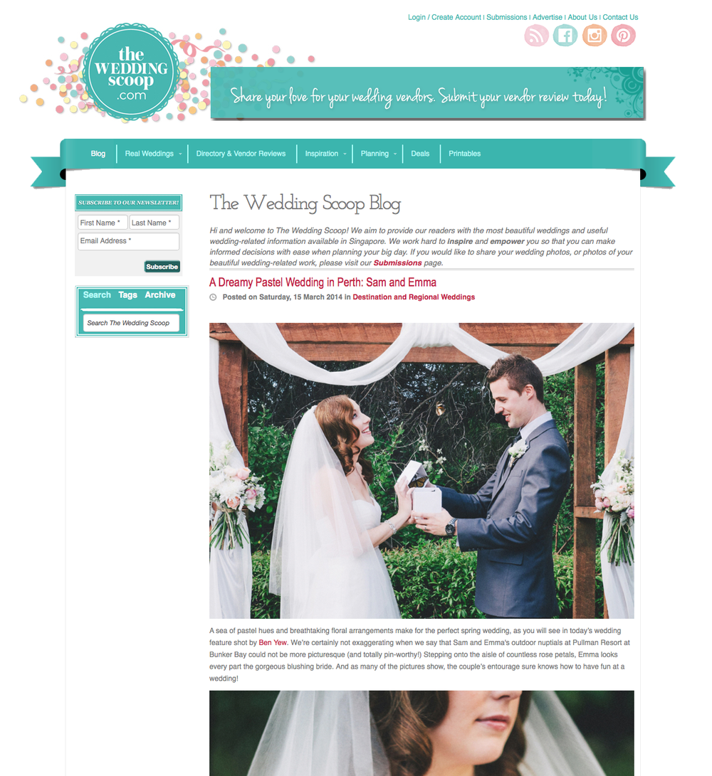 weddingscoop