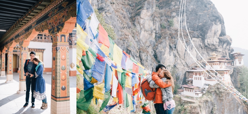 Destination Wedding Photographer for Bhutan