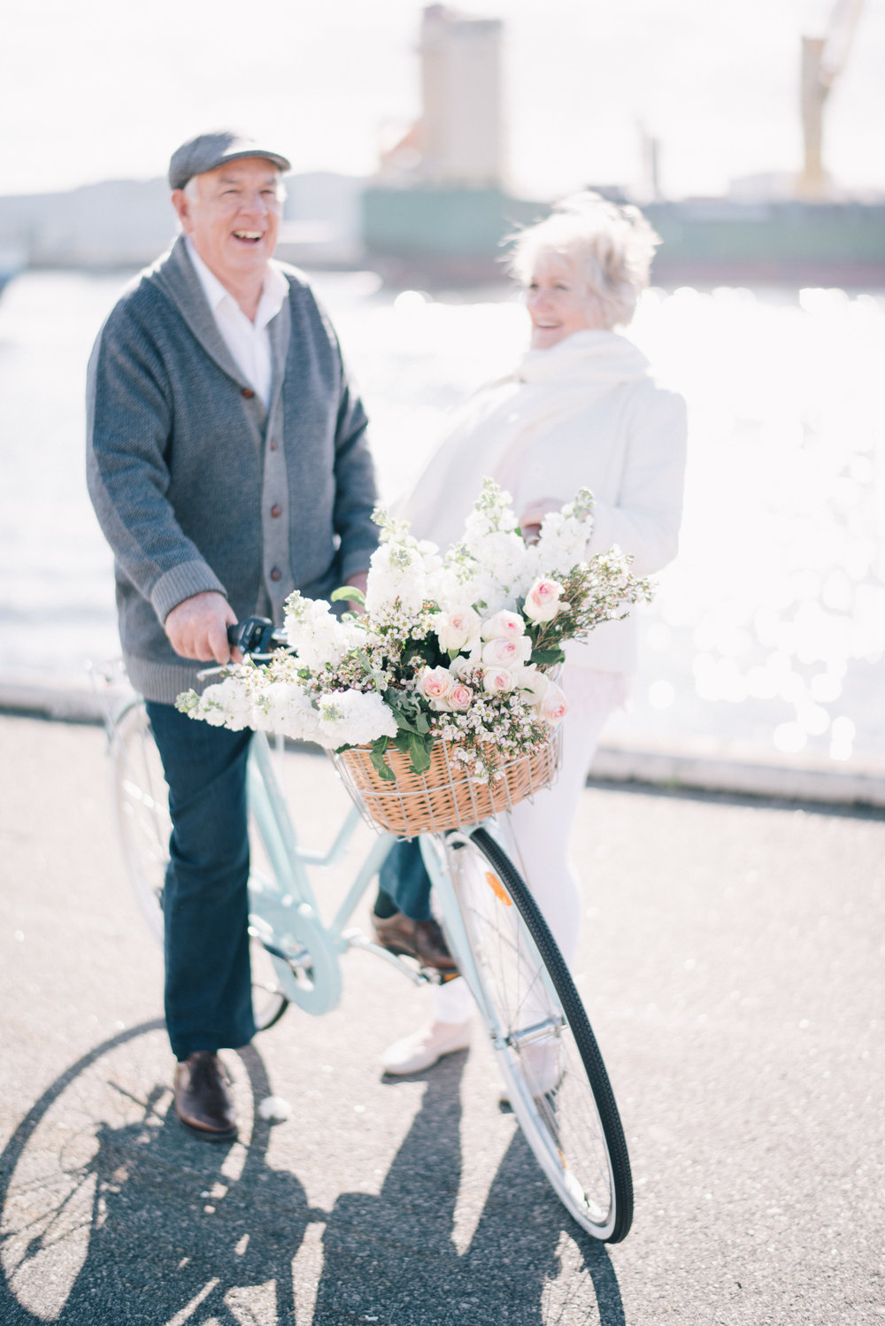 Old Couple by Destination Wedding Photographer