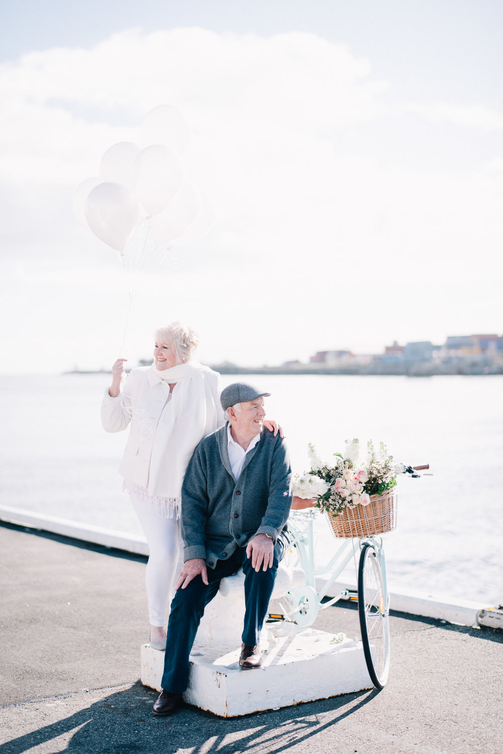 Ben Yew Photography of Elderly Couple in Love
