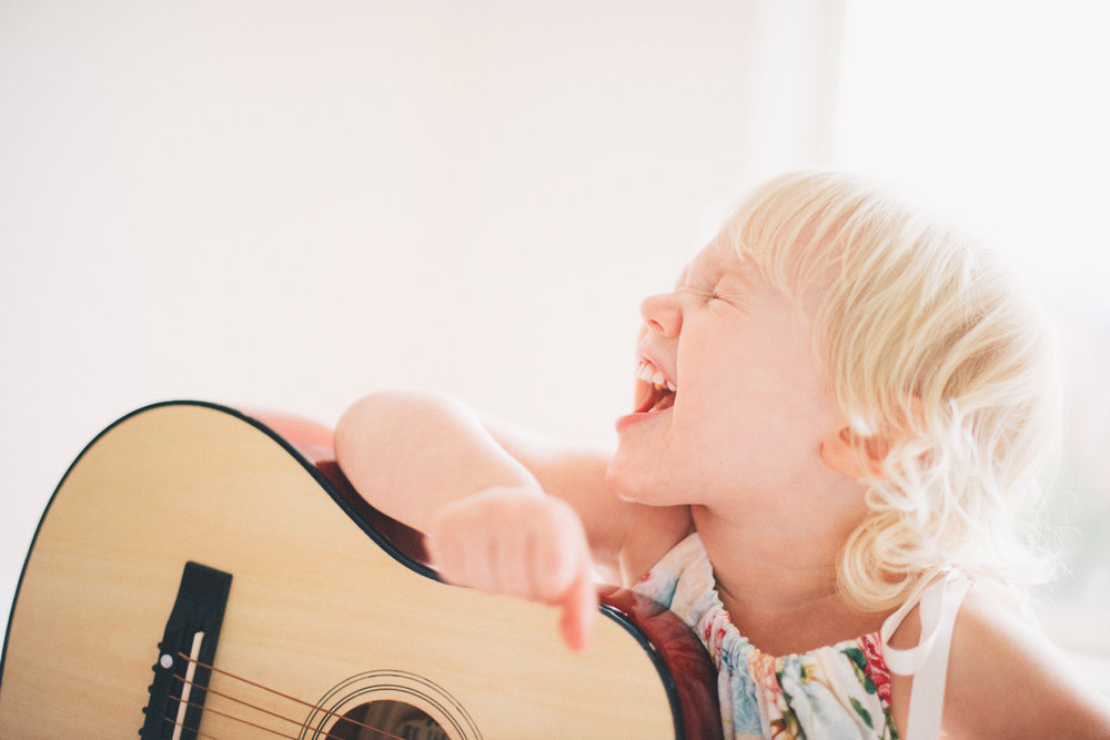 kid musician