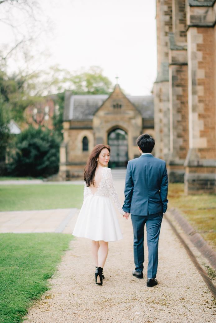 adelaide pre-wedding