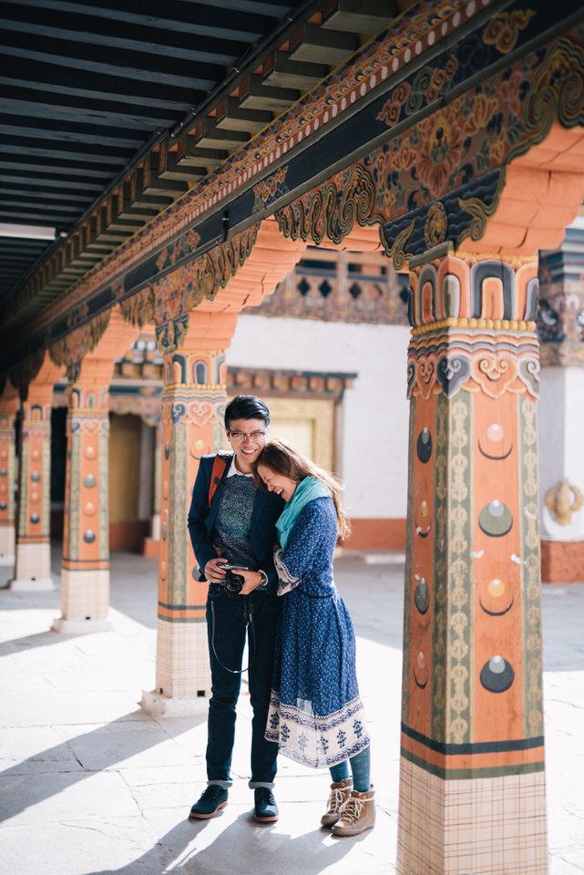 Bhutan - Ryan & Michelle