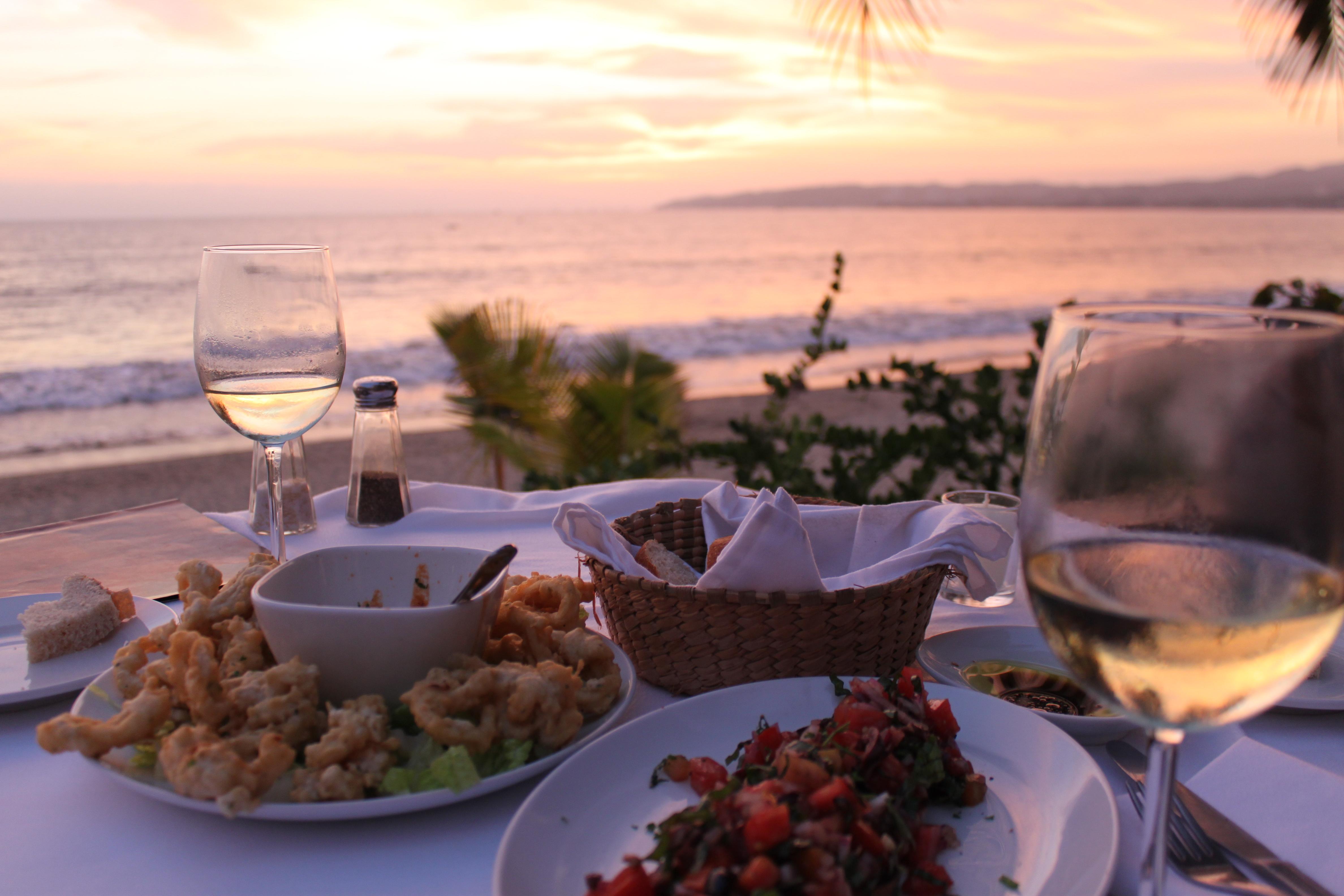 Dinner at Mezzogiornos