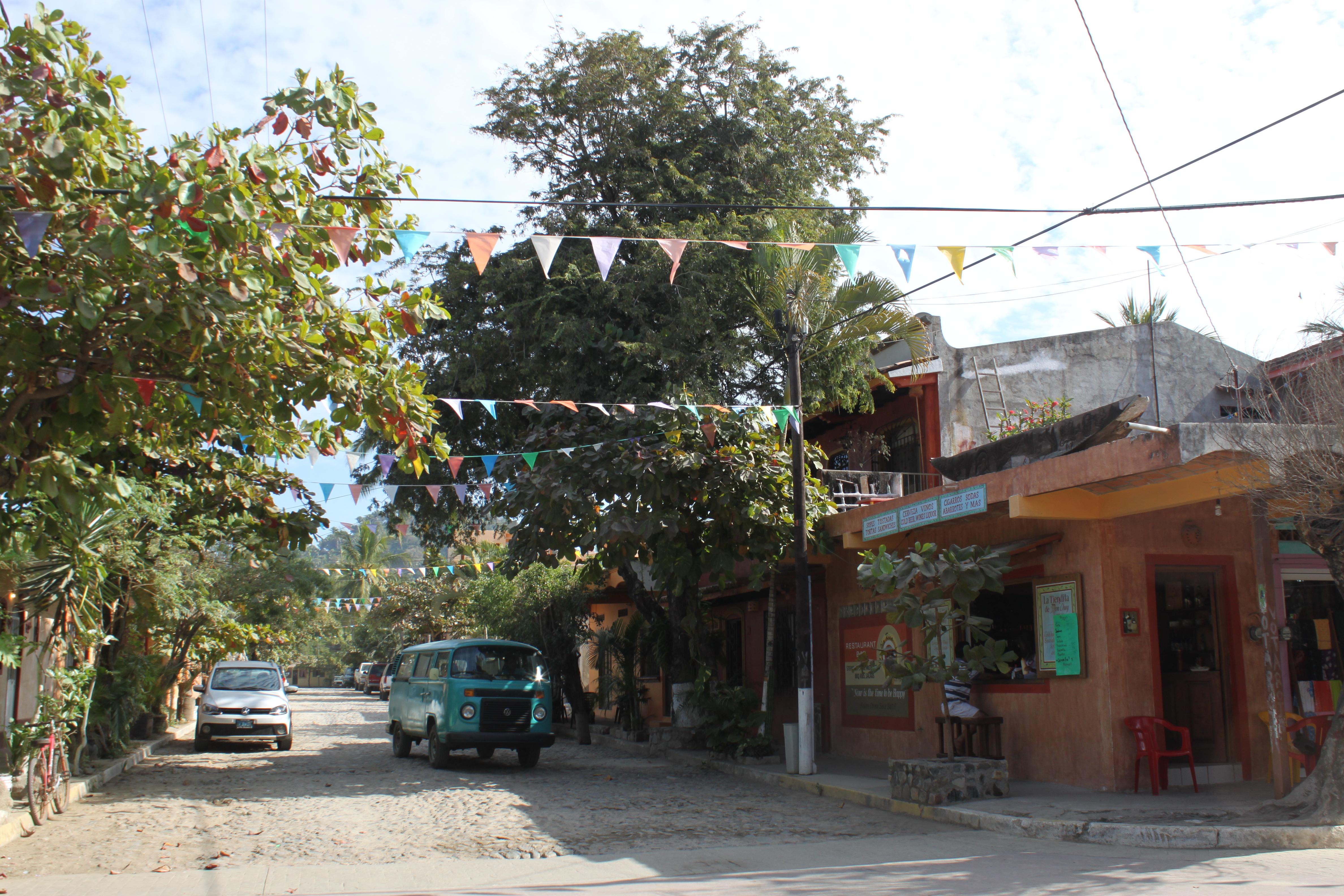 San Pancho Street