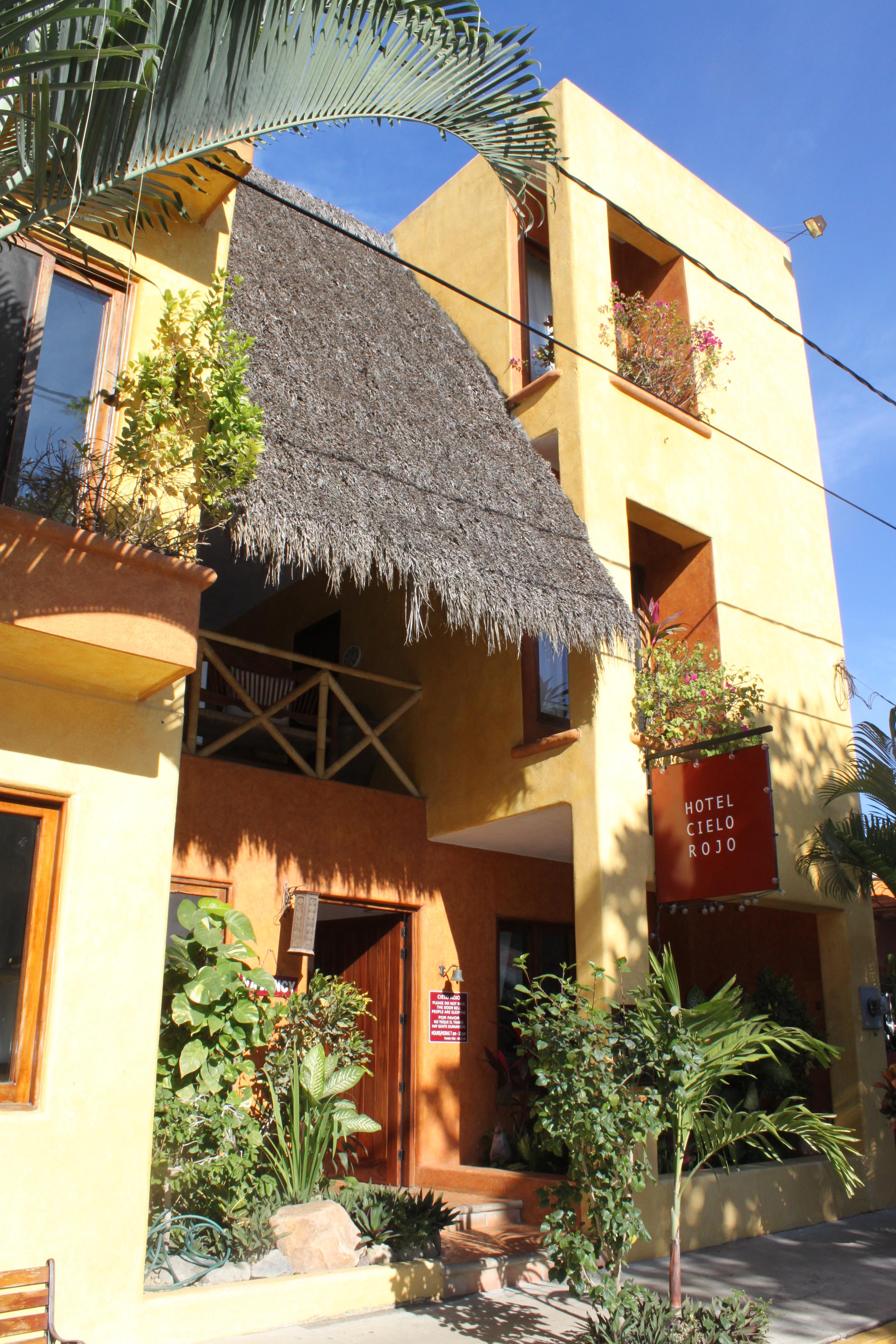 Hotel Cielo Rojo 1