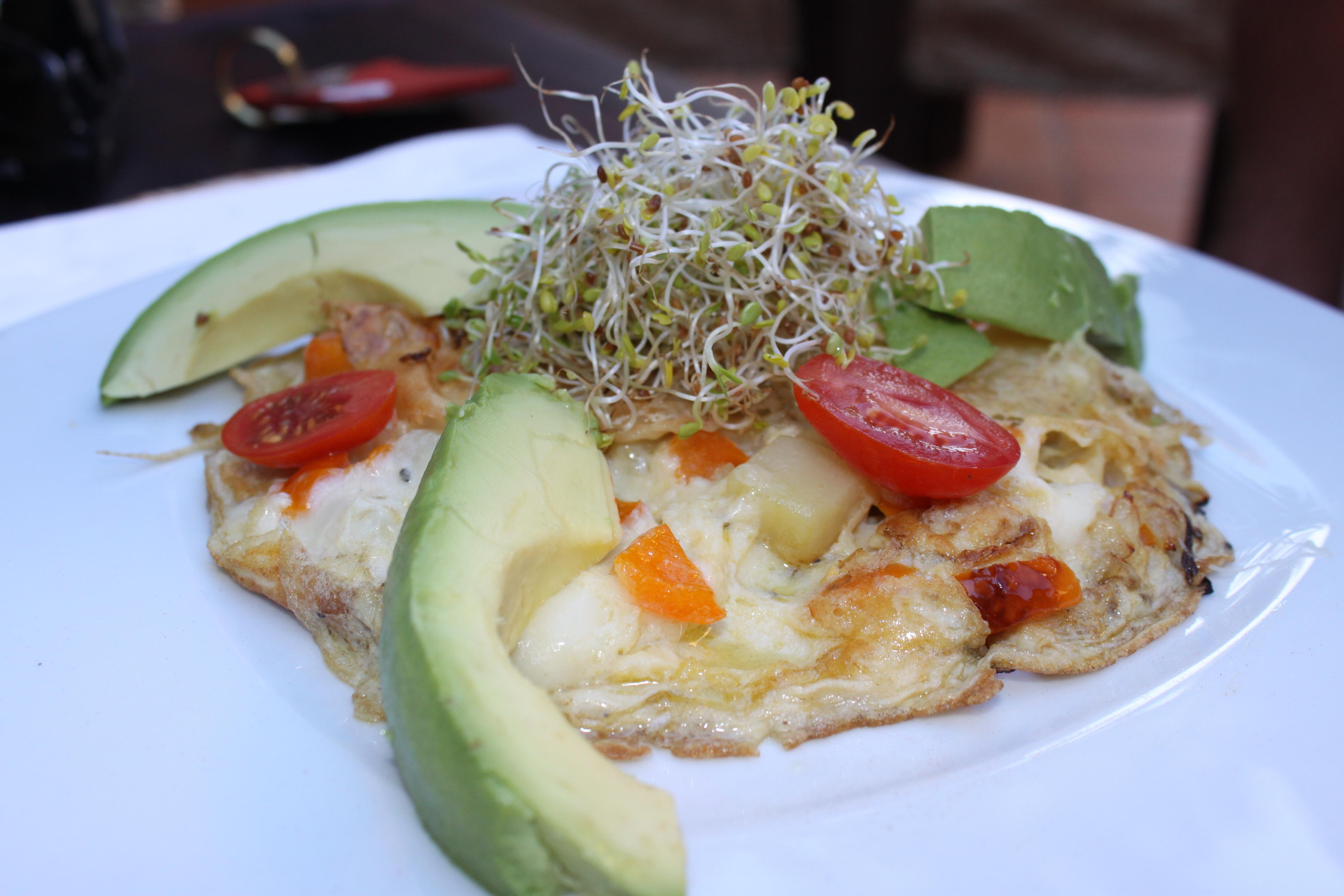 San Pancho Tortilla Espanola Bistro Organico