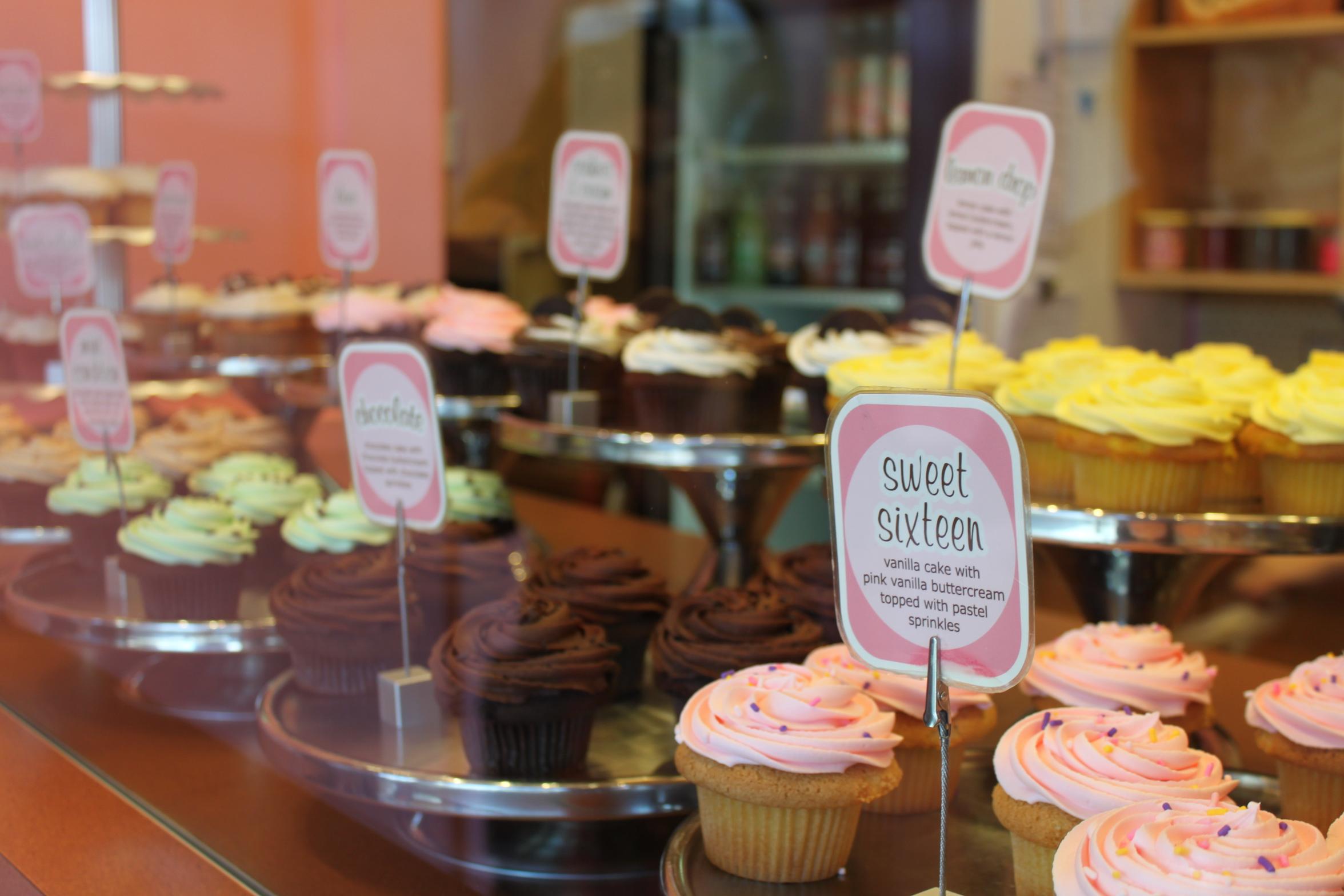 Cupcakes Denman