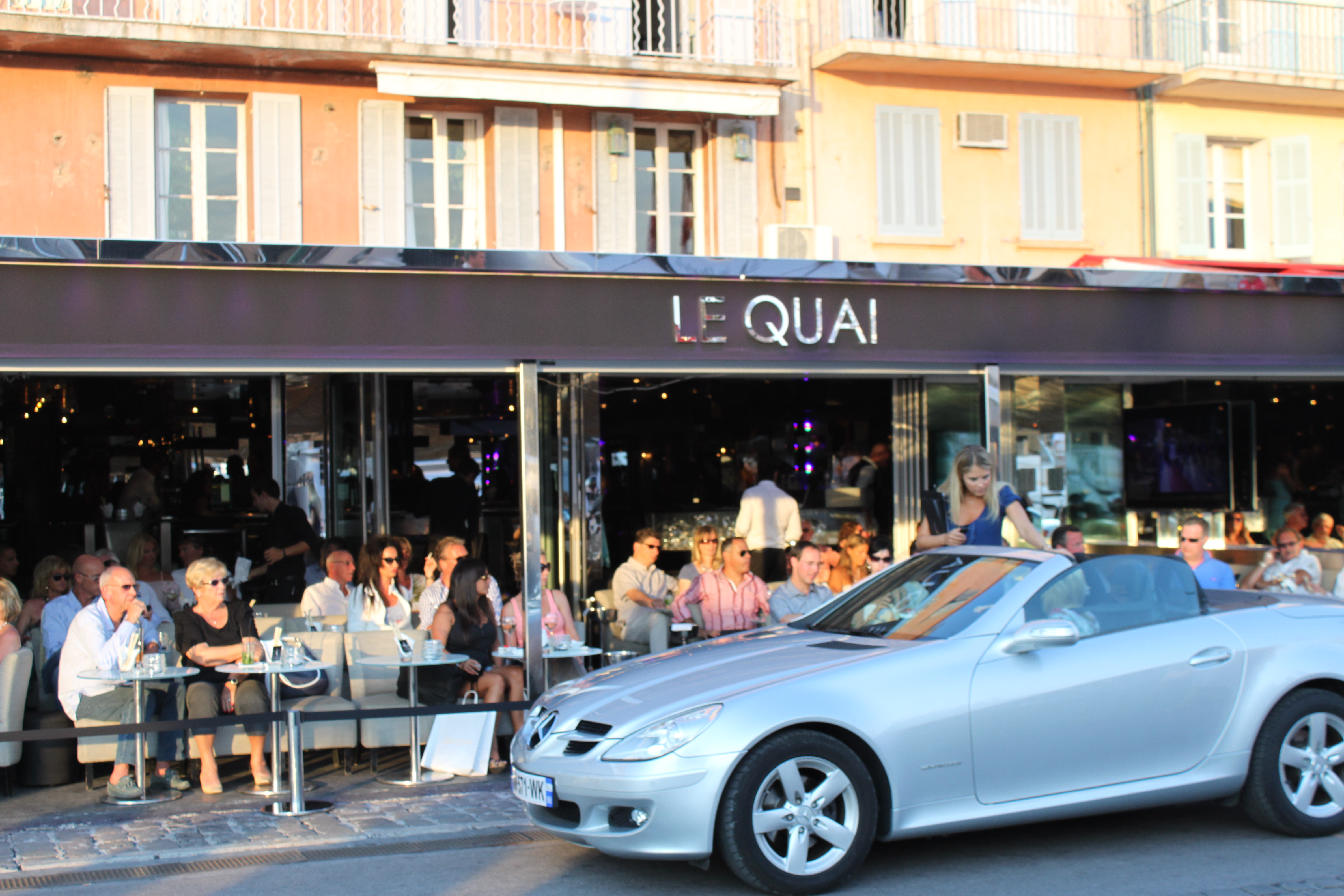 Le Quai - Saint  Trop