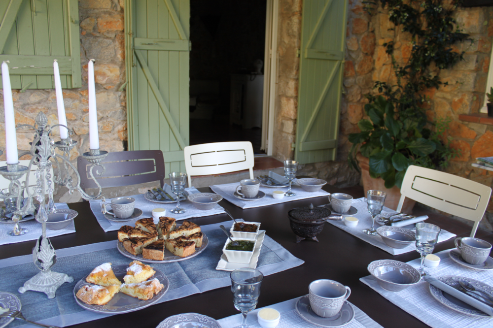 Breakfast in Provence