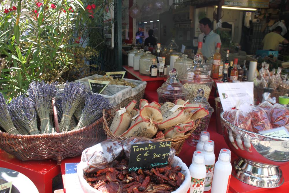 Market Provence St.Paul de Vence