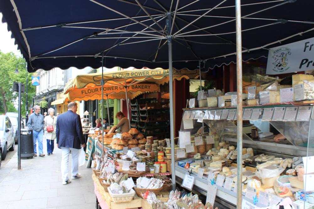 Street stalls London