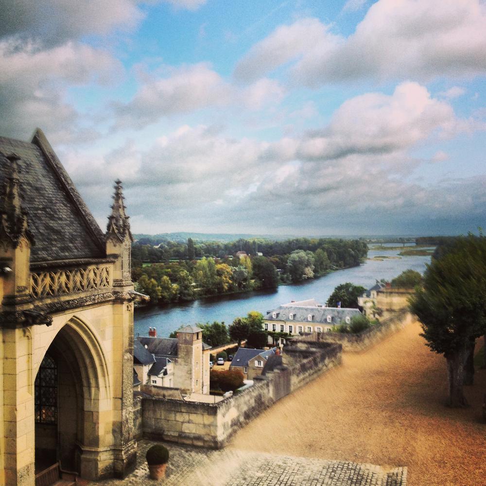 Château d'Amboise, Amboise, Loire Valley.