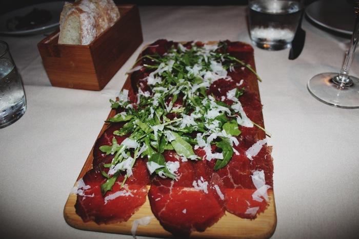 Carne Ensalada, La Quercia.