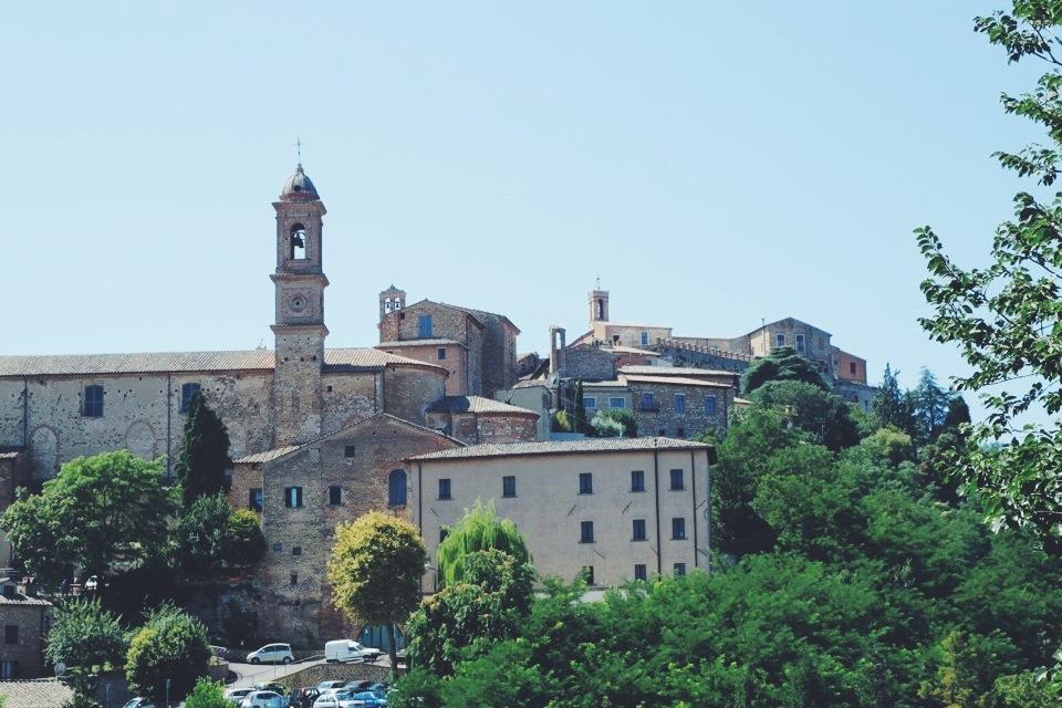 Montelpulciano, Siena, Tuscany.