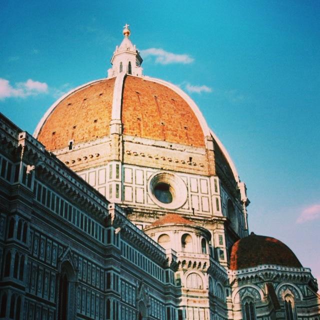 El Duomo, Florence.