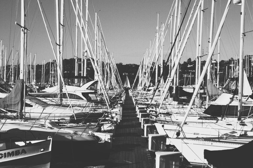 Marina, Sausalito.