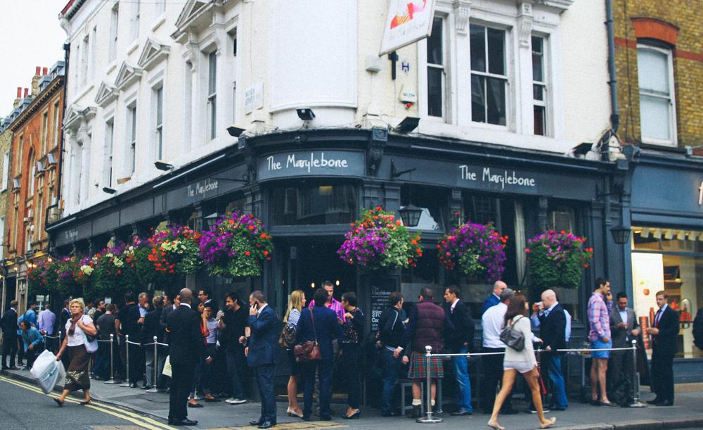 The Marylebone.