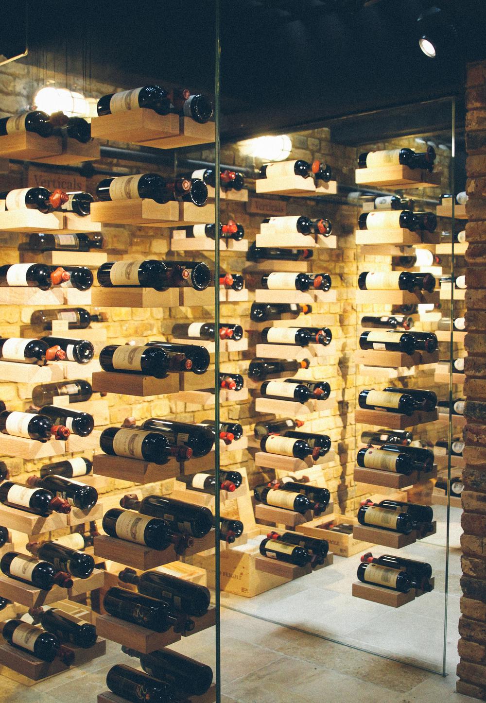 Hedonism Wines.