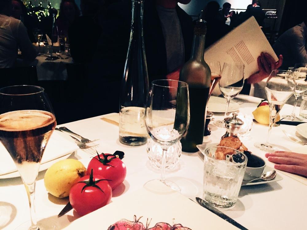 Come dine with me.... La Petite Maison, Mayfair.